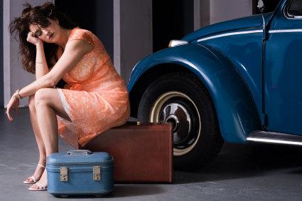 bezpieczne pakowanie samochodu na wakacje